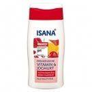 Cremedusche Vitamin & Joghurt, Isana - Soin du corps - Gel douche / bain