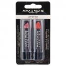Lipstick, Max & More - Maquillage - Rouge à lèvres / baume à lèvres teinté