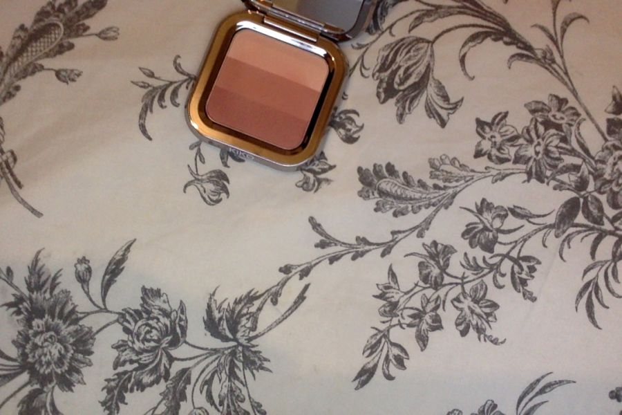 Swatch Trio Blush, Kiko