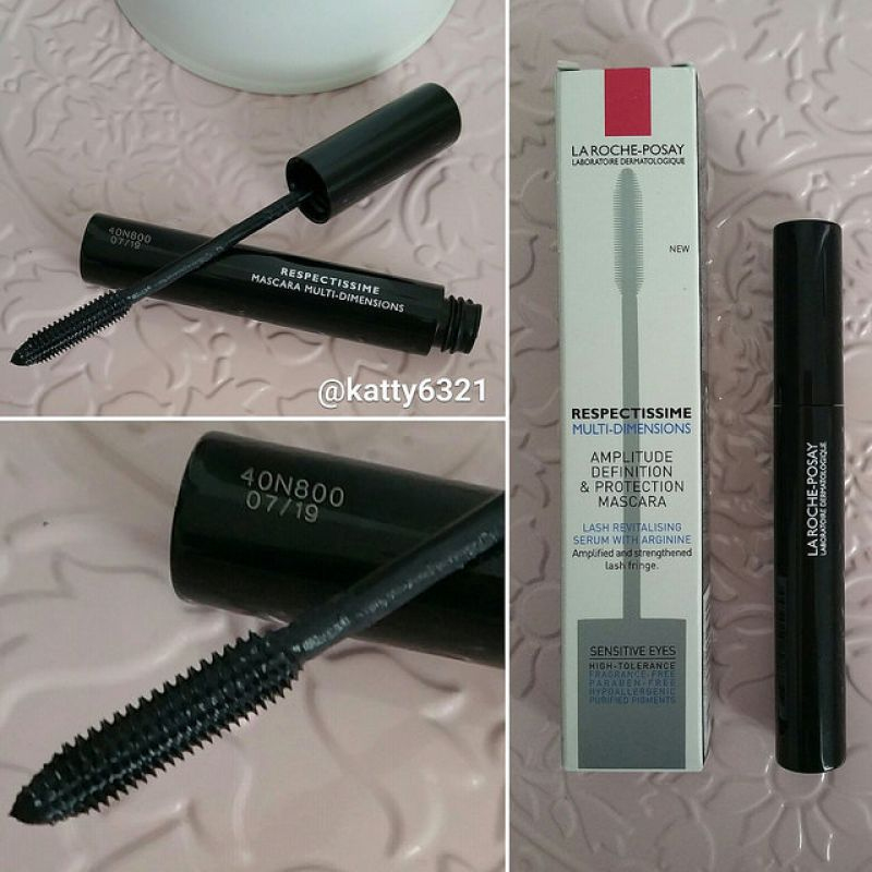 Swatch Respectissime Mascara Multi-dimensions, La Roche-Posay