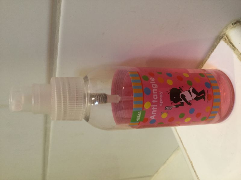 Anti tangle spray, Hema - Infos et avis