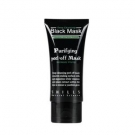 Purifying peel-off mask, Black mask