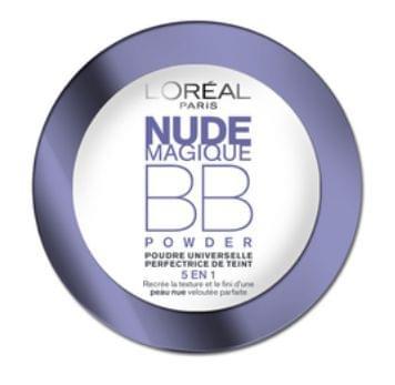 Nude Magique BB Powder, L'Oréal Paris : faby drd aime !