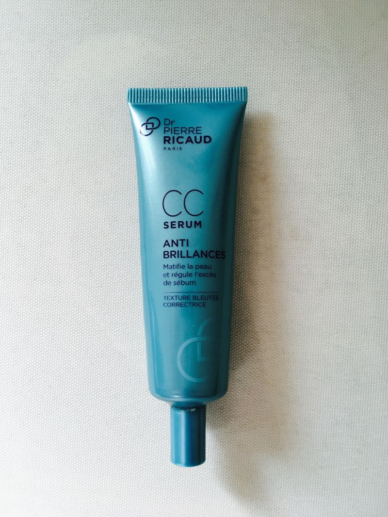 Swatch CC serum anti brillances, Dr Pierre Ricaud