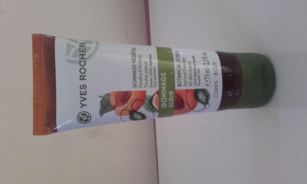 Swatch Gommage Végétal - Toutes peaux, Yves Rocher