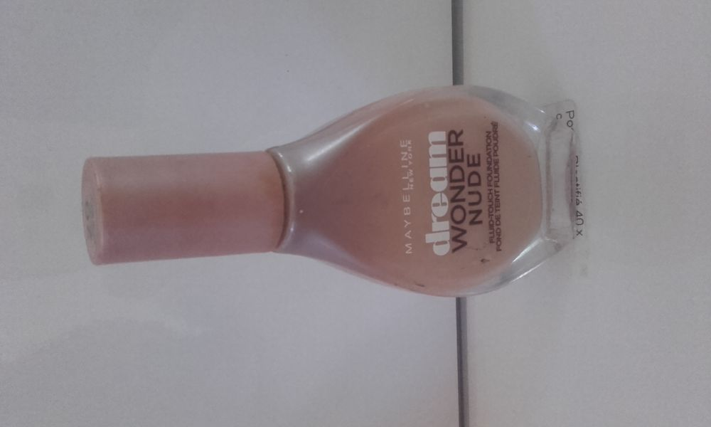 Swatch Dream Wonder Nude, Gemey-Maybelline