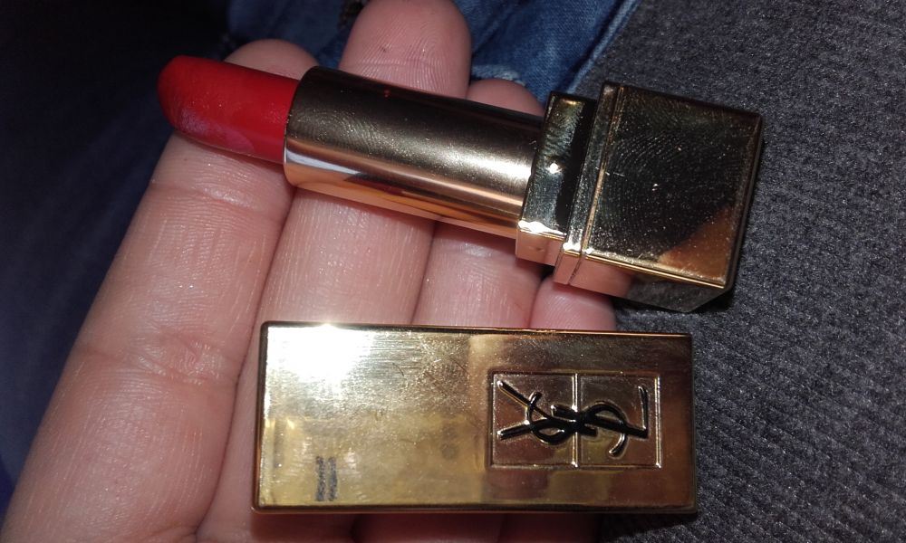Swatch Rebel Nudes Rouge Pur Couture, Yves Saint Laurent