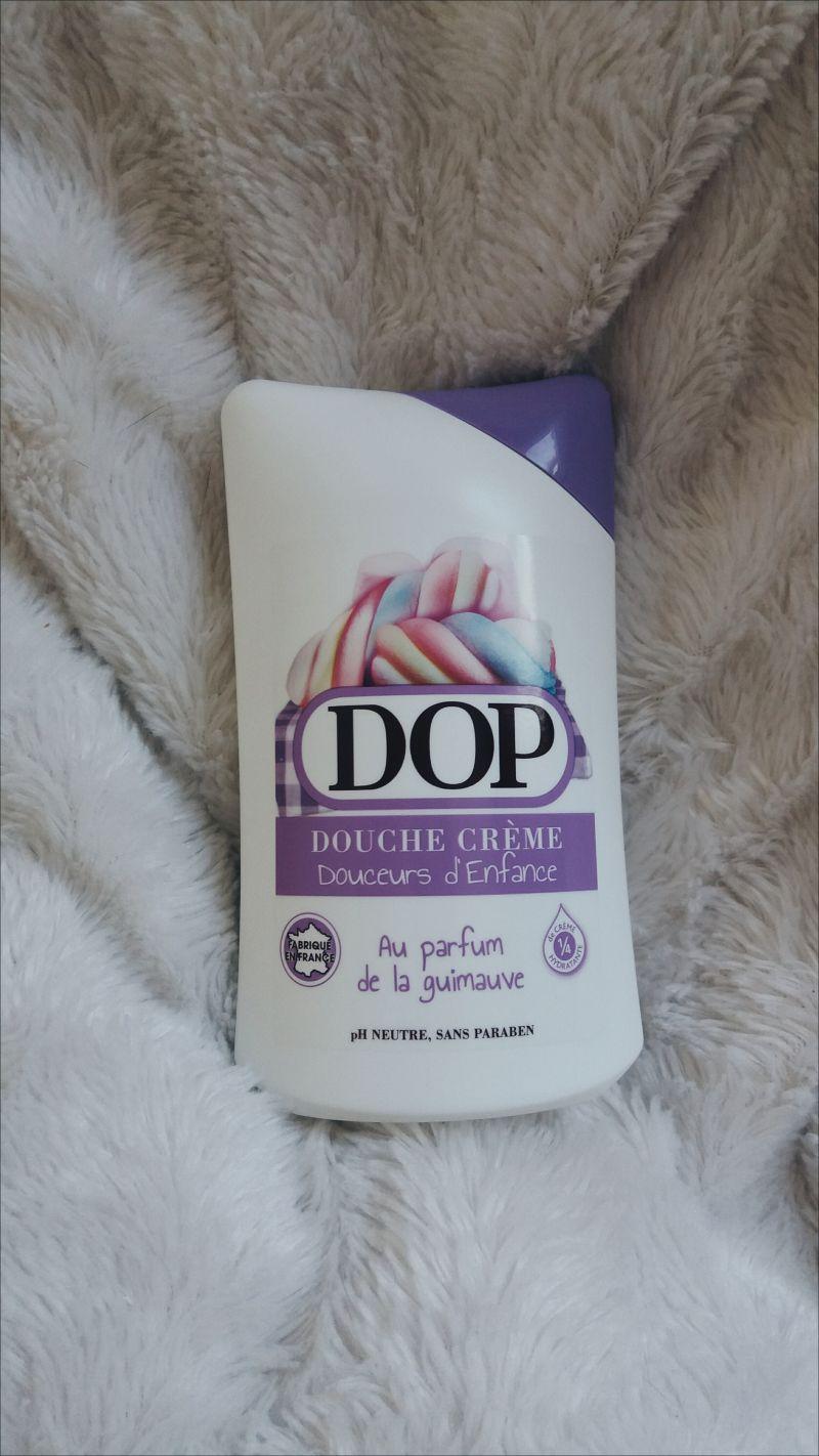 Swatch Douche Crème Douceurs d'Enfance, Dop