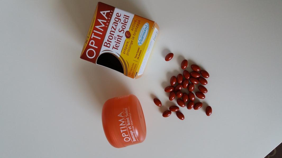 Swatch Optima Solaire - Bronzage et Teint Soleil, Laboratoires Vitarmonyl
