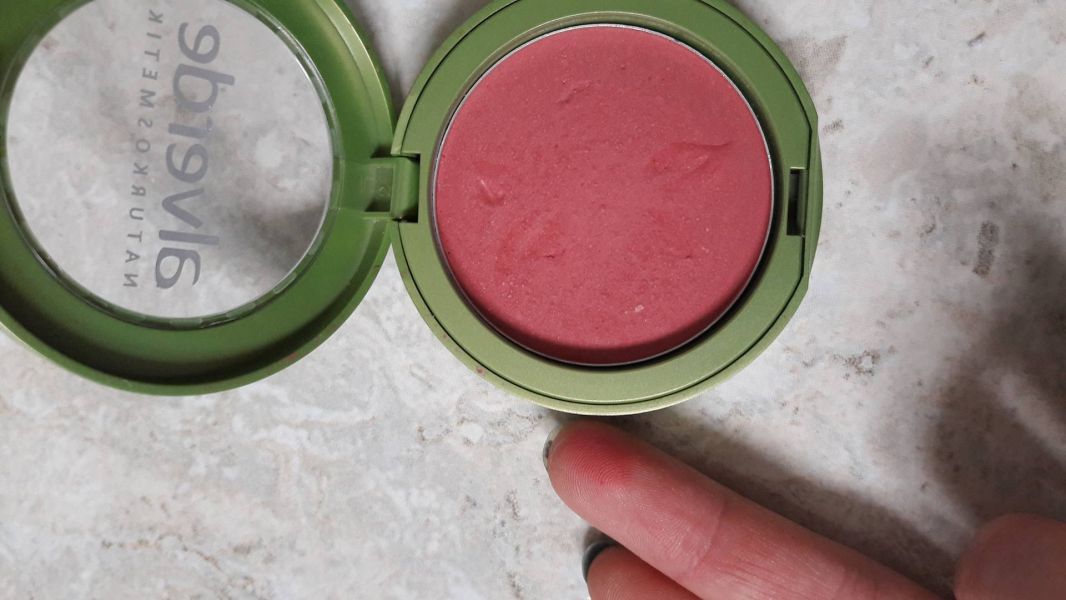 Swatch Blush, Alverde
