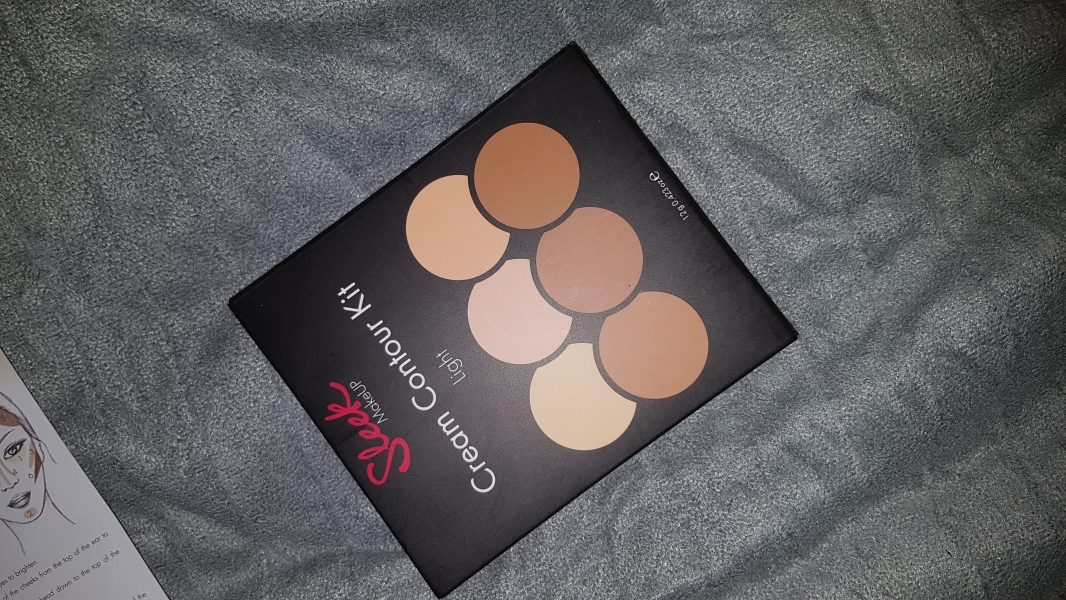 Swatch Cream Contour Kit - Kit de contouring, Sleek MakeUP