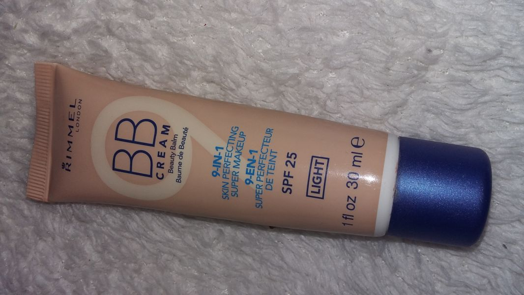 Swatch BB Cream, Rimmel
