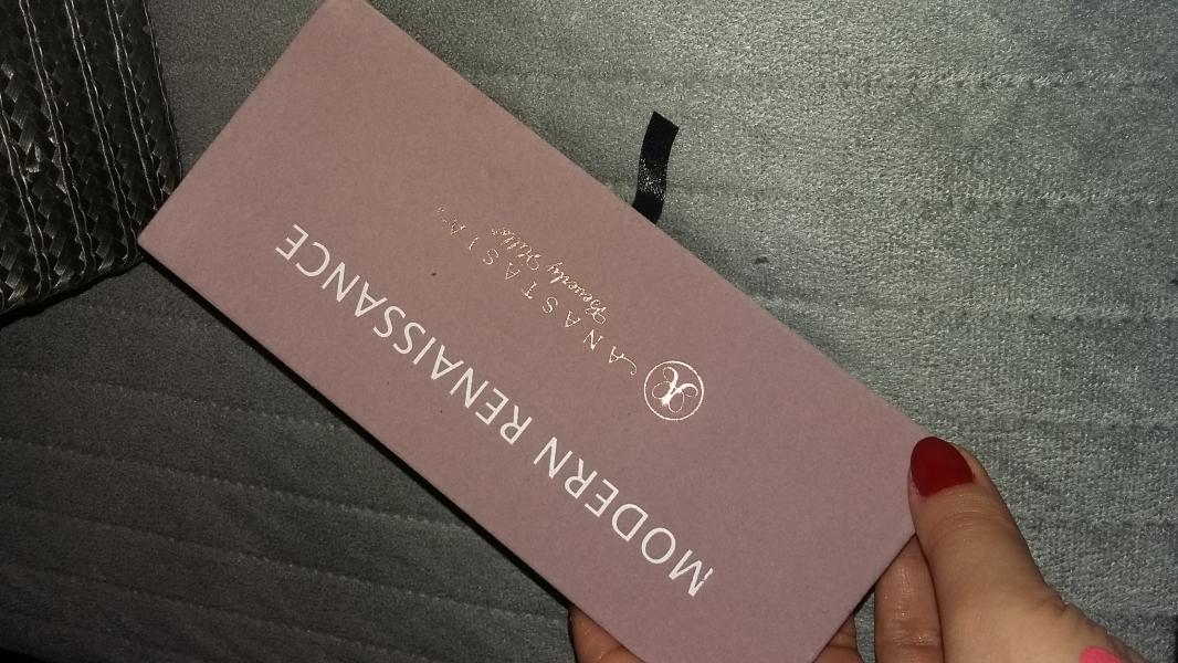 Swatch Modern Renaissance - Palette de fards à paupières, Anastasia Beverly Hills