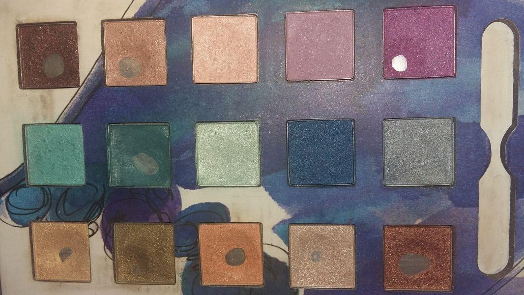 Swatch Grand carnet de couleurs, Marionnaud