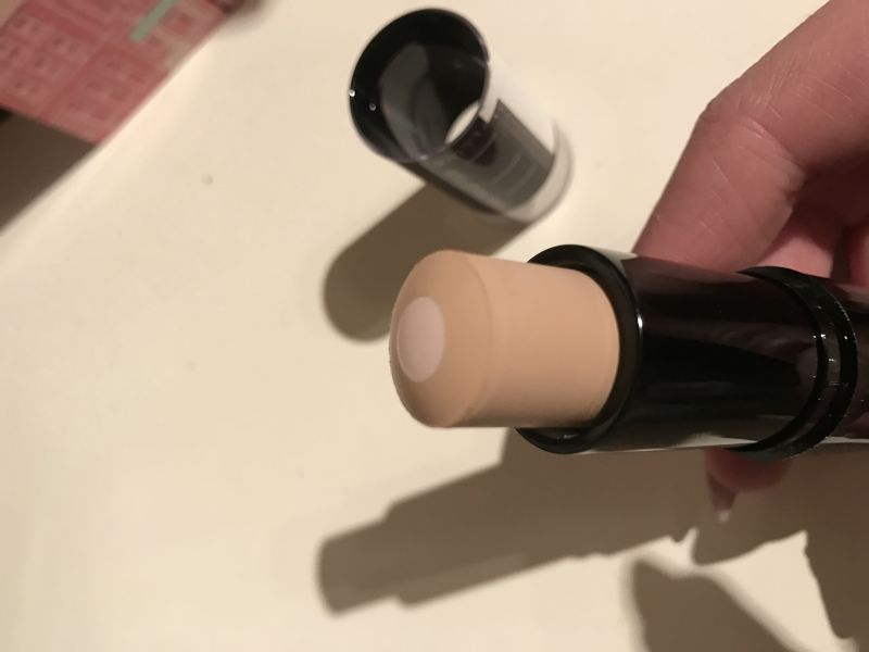 Swatch Fit Me Stick par Affinitone, Gemey-Maybelline