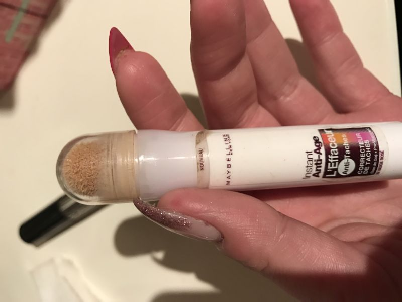 Swatch Instant Anti Age l'Effaceur Yeux, Maybelline New York