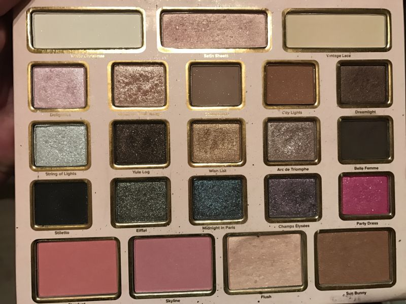 Swatch Le Grand Palais, Too Faced