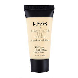 Stay Matte but not Flat, NYX - Infos et avis