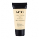 Stay Matte but not Flat, NYX - Maquillage - Fond de teint