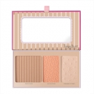 Palette Peachy Glow Cheek Enlumineur, Tanya Burr