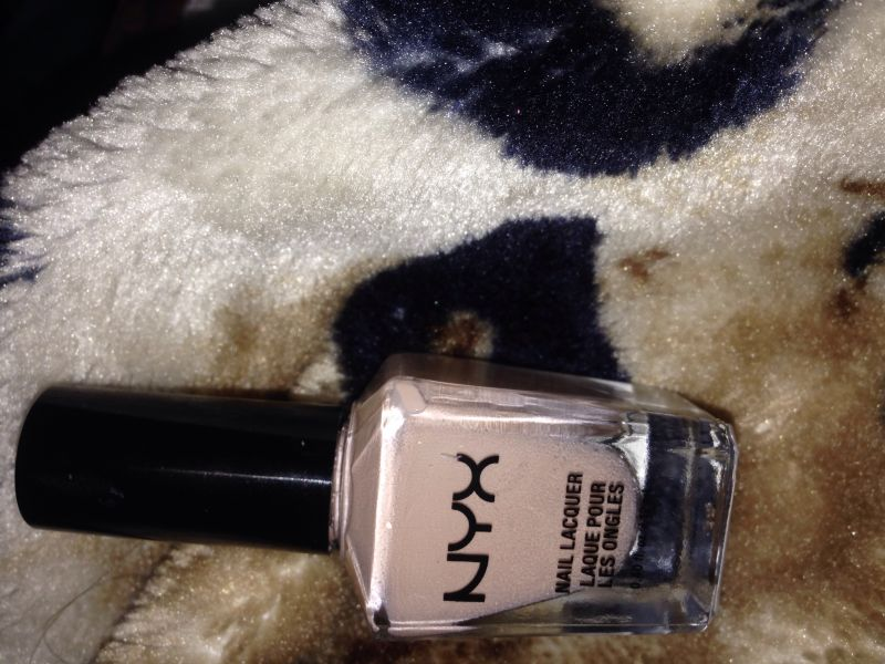 Swatch Nail lacquer, NYX