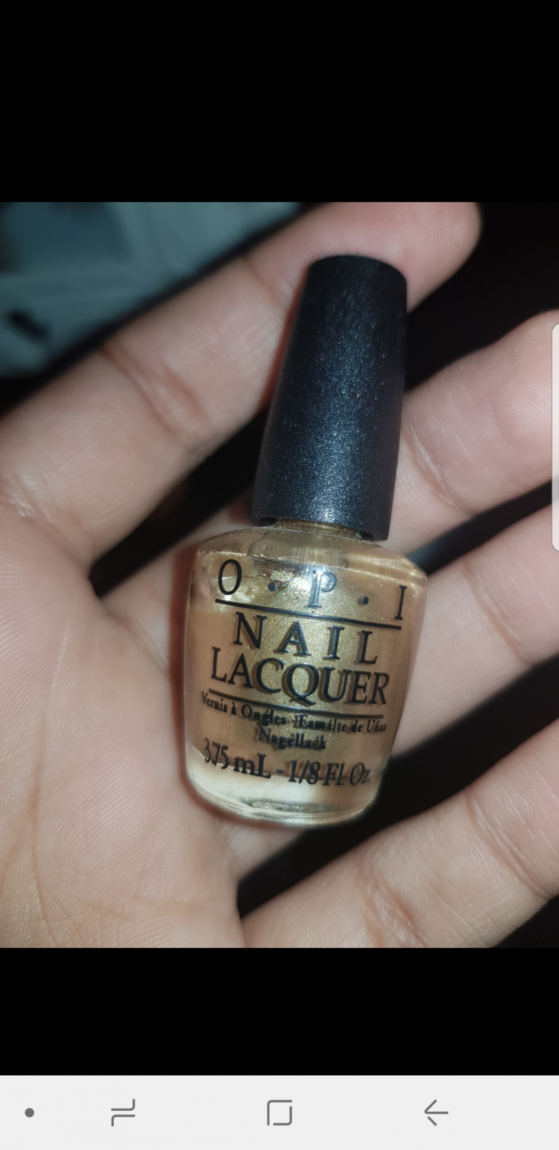 Swatch Nail Lacquer 15ml, OPI