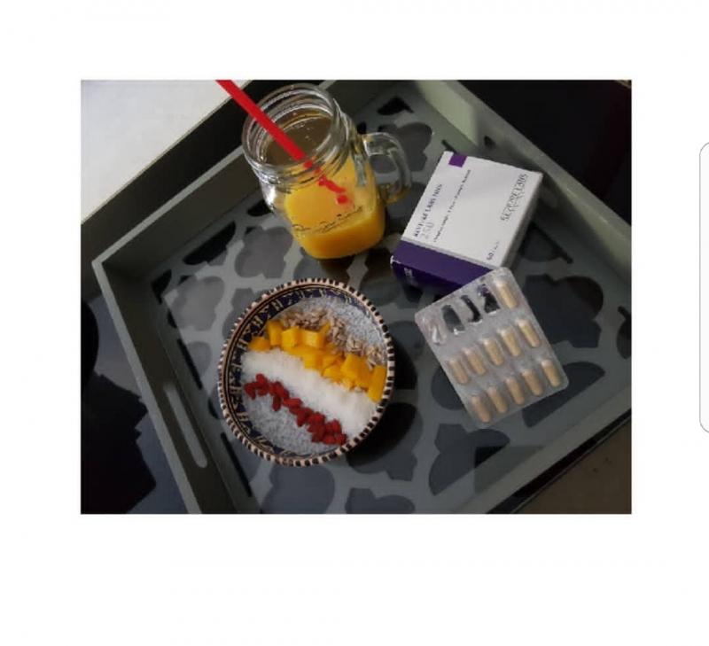 Swatch Complément Alimentaire HNS 250, Revivre Labs