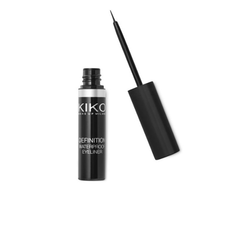 Definition Waterproof Eyeliner, Kiko : W.eel aime !