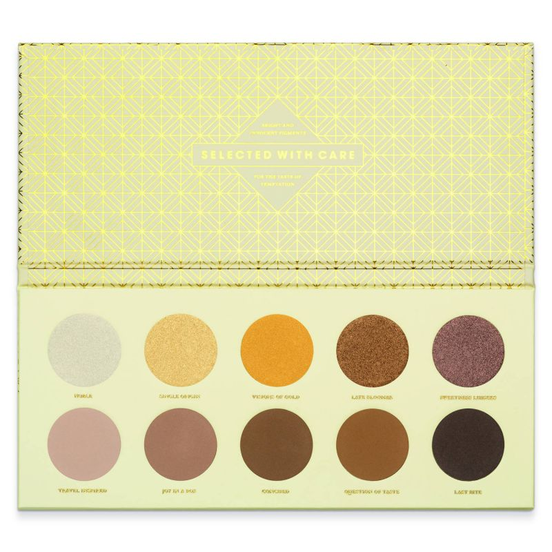 Blanc Fusion Palette, Zoeva : mln_makeup aime !