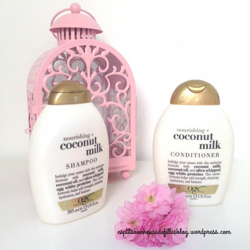 Swatch Coconut milk, OGX®