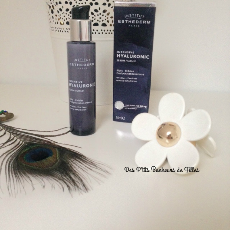 Swatch Sérum Intensif Hyaluronic, Institut Esthederm