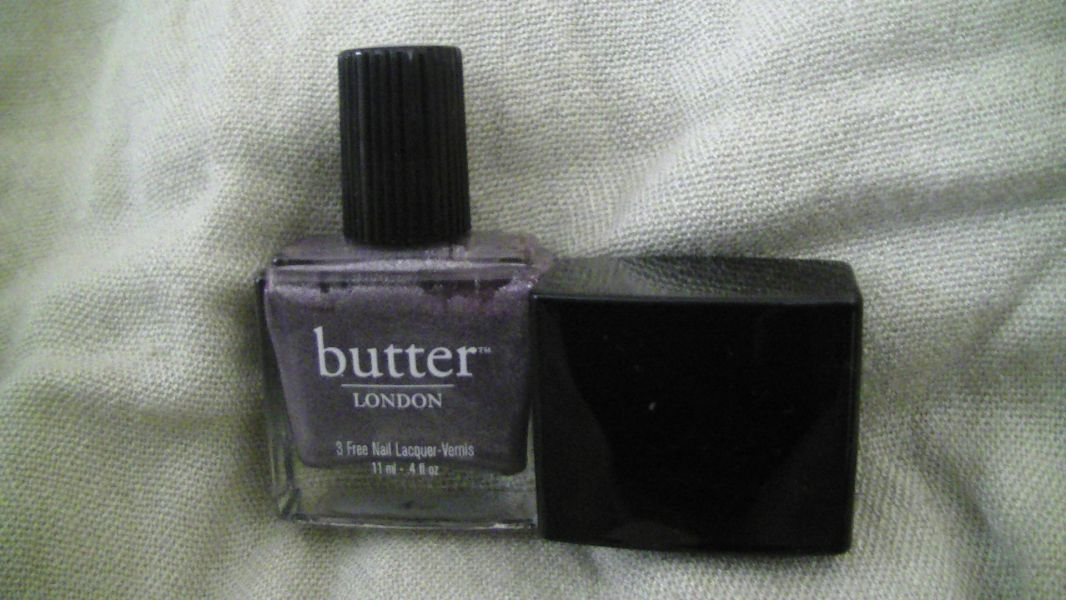 Swatch Vernis, Butter London