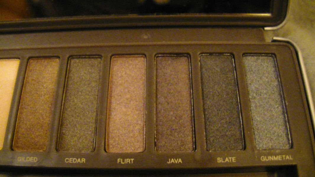 Swatch Icon eyeshadow palette, Absolute New York