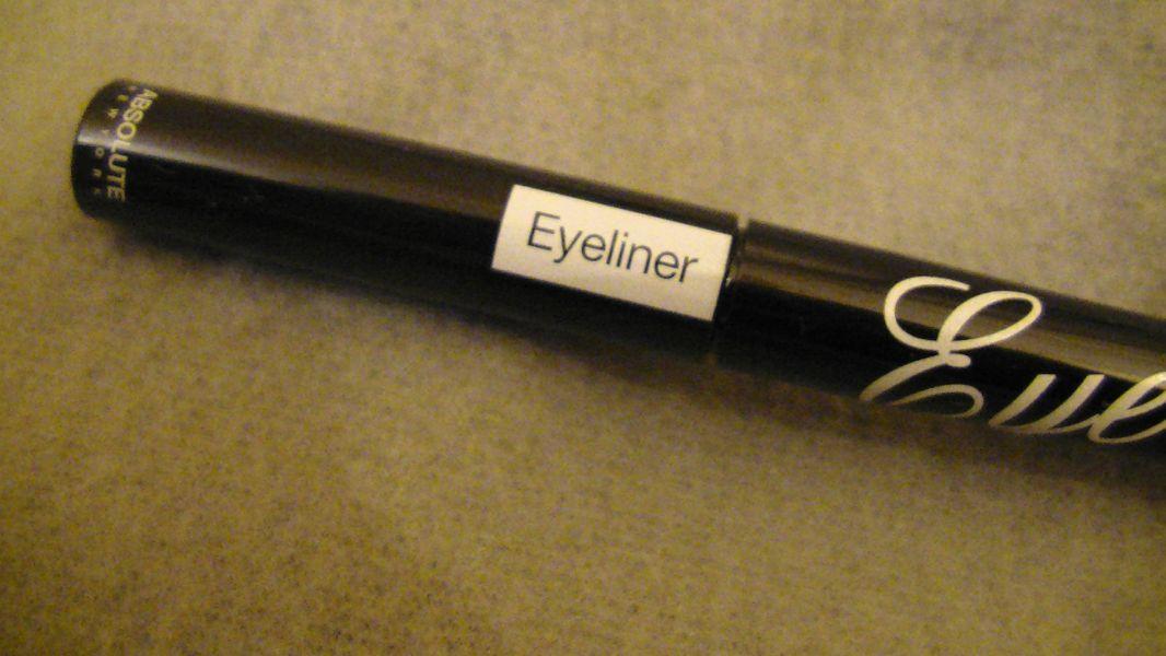 Shimmer eyeliner, Absolute New York - Infos et avis