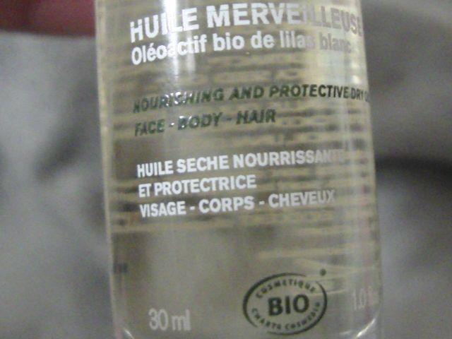 Swatch L'huile merveilleuse, Lilas Blanc