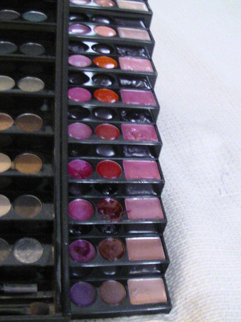 Swatch Sephora Makeup academy palette - Palette de maquillage, Sephora