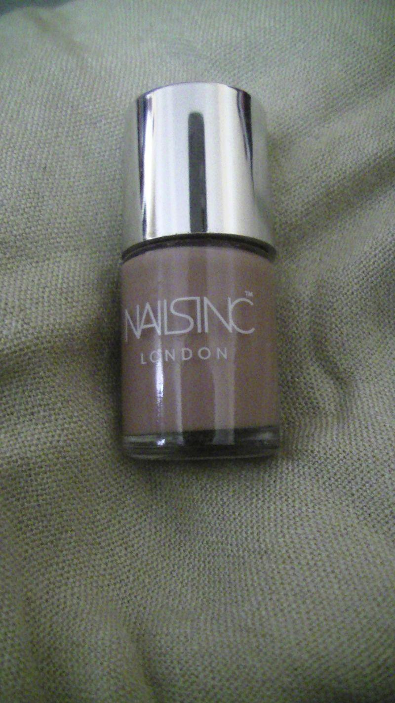 Swatch Nail Polish, nails inc.