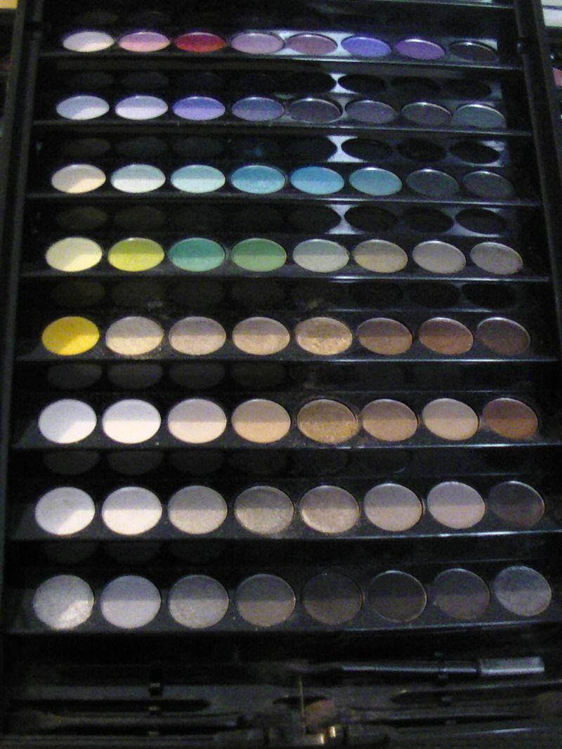 Avis Sephora Makeup Academy Palette Palette De