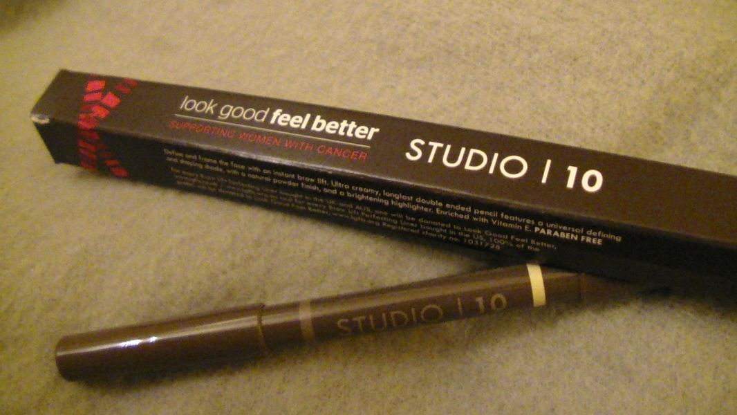 Swatch BROW LIFT PERFECTING LINER, Studio 10