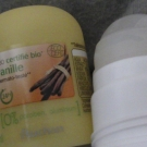 Déo certifiébio vanille, Auchan