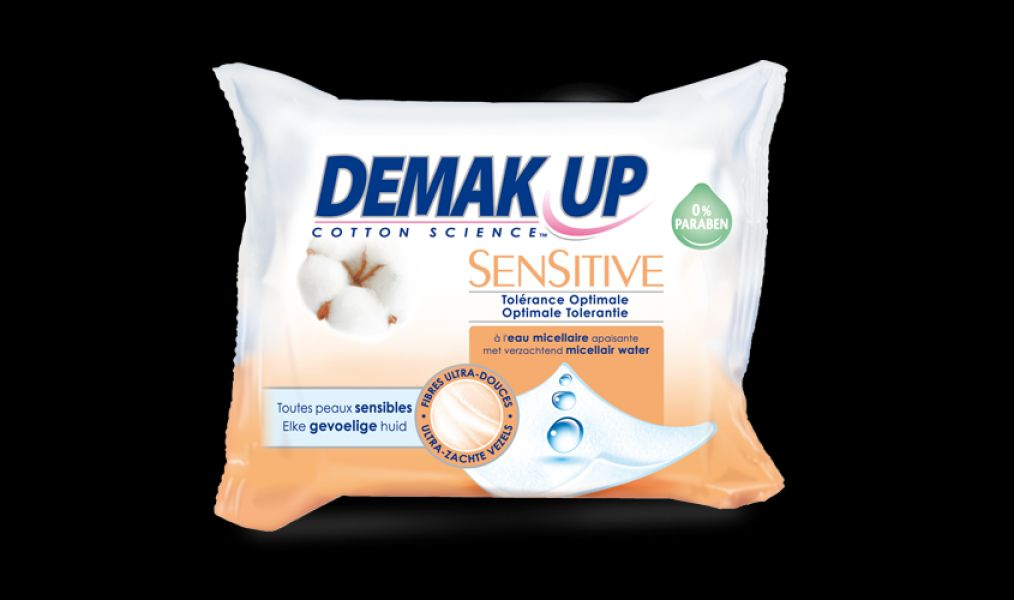 Lingettes Demak'Up Sensitive, Demak'Up : FLORIANE09 aime !