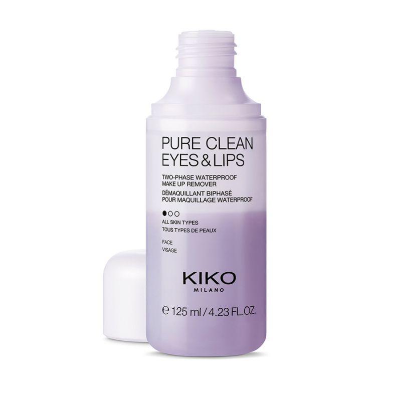 Pure Clean Eyes & Lips, Kiko - Infos et avis