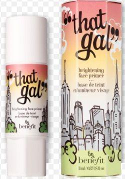 Swatch That Gal - Base de teint enlumineur visage, Benefit Cosmetics