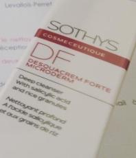 Swatch Desquacrem Forte Microderm Exfoliant Profond, Sothys
