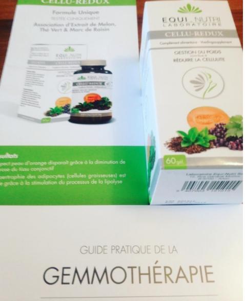 Swatch CELLU-REDUX COMPLEMENT ALIMENTAIRE, EQUI NUTRI LABORATOIRE