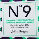 TABLETTE NUMERO 9, JEFF DE BRUGES