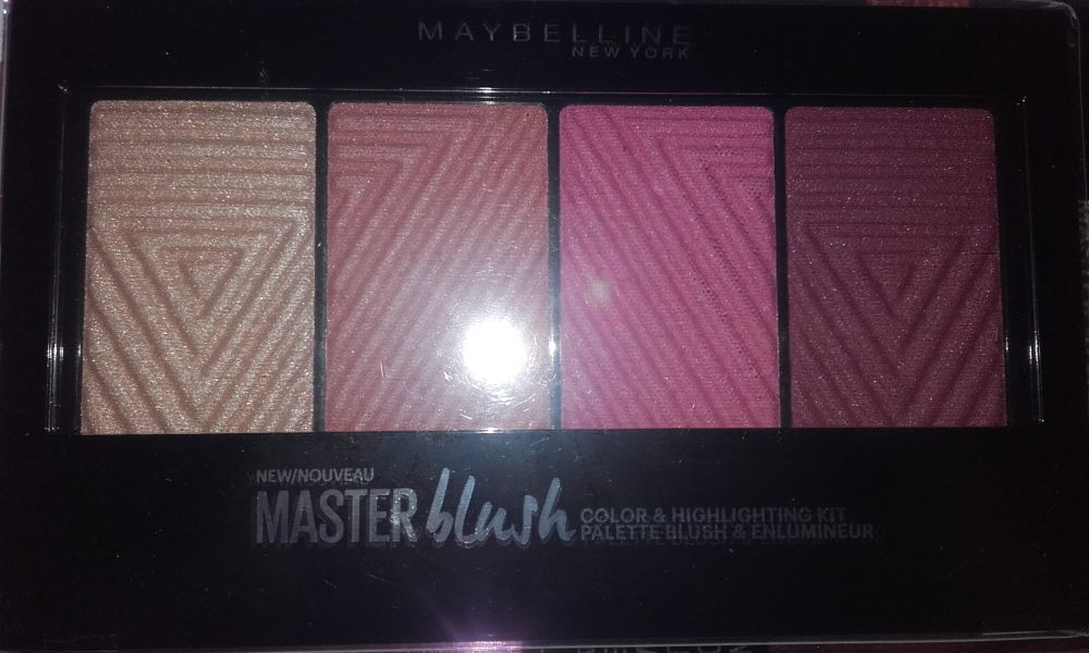 Master Blush, Gemey-Maybelline - Infos et avis