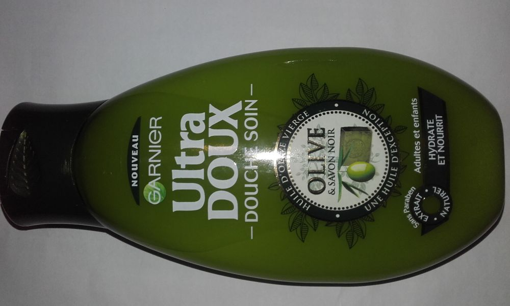 Swatch Ultra Doux Huile d'Olive Vierge, Garnier
