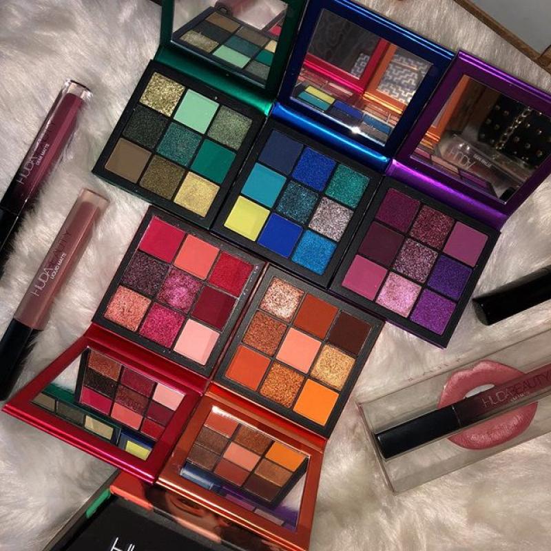 Swatch Infaillible Total Cover La Palette Correctrice, L'Oréal Paris