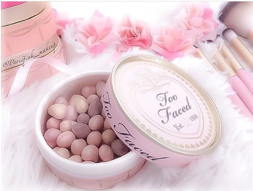 Swatch Perles de teint, Too Faced